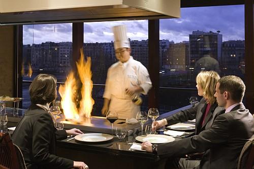 Benkay summum japonais le nem la choucroute for Restaurant japonais cuisine devant vous paris
